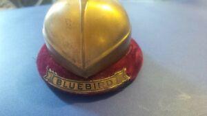 Vintage 1930's Blue bird presentation ring box.