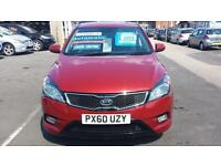 2010 KIA CEED 3 1.6 CRDi Diesel Automatic From GBP5,195 + Retail Package