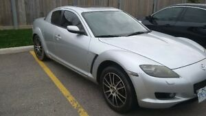 2004 RX-8 Gt $2150 as is, dont miss out!
