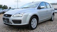 Ford Focus 1.6 TDCI Turnier Fun X Navi-Klima
