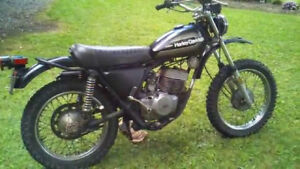 Looking for a dirt bike project
