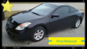 2008 Nissan Altima Coupe (2 door)