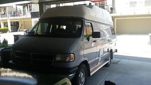 1995 Dodge Ram V8 2500 Camper Van $10000 OBO