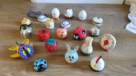 20 novelty egg timers all for £5 stop watches clocks eggtimers