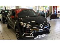 2017 Renault Captur Crossover 1.5 dCi 110 Dynamique S Nav 5d Manual Diesel Hatch