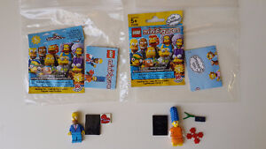 Lego Minifigures 71009 The Simpson Series 2 starting from CAD 7