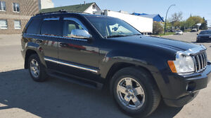 2007 Jeep Grand Cherokee Limited with 3.0 Diesel Mercedes Engine