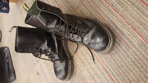 Doc Martin's Boots