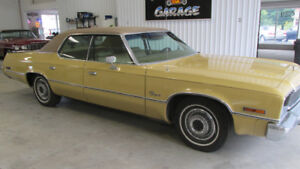 1974 Plymouth FURY III, solid rust free Alberta car