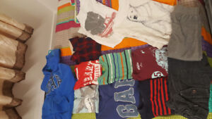 4T Boy Winter Clothing Lot