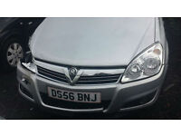 Vauxhall Astra 1.8i auto 2007MY Design Spares or repair HPI Clear