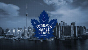 TORONTO MAPLE LEAFS TICKETS EVERY GAME    AVAILABLE