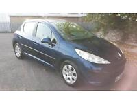Peugeot 207 1.4 S ( a/c ) , 5 door, family owned.