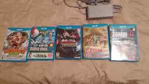 Wii U Games For Sale Kitchener / Waterloo Kitchener Area image 1