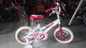 """14 """" supercycle dream girl bike"""