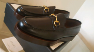 Brand new Gucci Runway edition Loafers Size 10