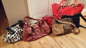 Ladies purses/beach bags