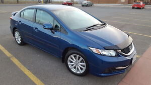 2013 Honda Civic - extended warranty and all accessories