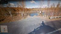 Perdu cles de voiture Toyota, Lac Vert