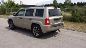 2009 Jeep Patriot Sport SAFETIED & E-TESTED London Ontario image 6
