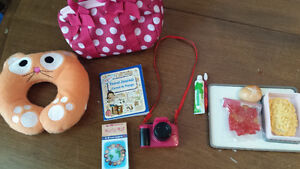 Our generation girl-spa and travel set