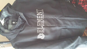Mens ELEMENT winter jacket