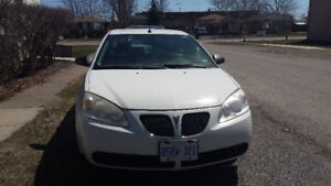 Priced to sell 2009 Pontiac G6