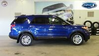 2013 Ford Explorer XLT V6 4WD(LEATHER,NAVIGATION)