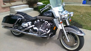 IMMACULATE YAMAHA ROYAL STAR DELUXE 1300CC