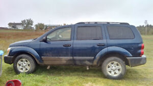 2005 dodge Durango for sale