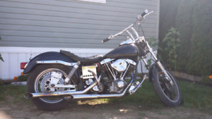 Shovelhead   New & Used Motorcycles for Sale in British