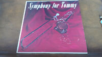 LP: Symphony for Tommy, Tribute to Tommy Dorsey, 33 1/3 RPM
