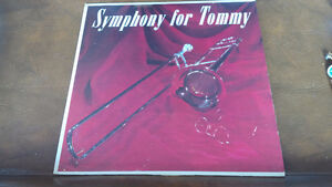 LP: Symphony for Tommy, Tribute to Tommy Dorsey, 33 1/3 RPM Kitchener / Waterloo Kitchener Area image 1