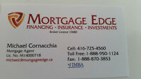 Mortgage help - Approved!  Call for great service