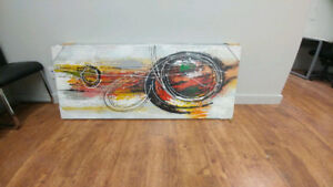 Oil on Canvas - Wall Art - Buy One Get One Free!
