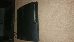PS3 CHEAP! NO CONTROLLERS. NO GAMES.