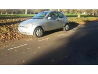 Ford Ka 1.3 2002MY Collection CHEAP AND CHEERFUL RUNABOUT