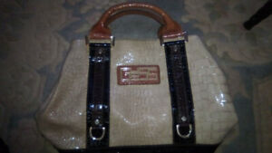 Womens purses all authentic Geuss, coach, Michael Kors and D&G