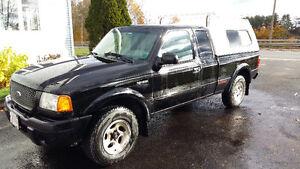 2002 Ford Ranger Edge Pickup Truck