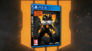 PS4 Call of Duty Black ops 4 cod playstation 4 trade red dead 2