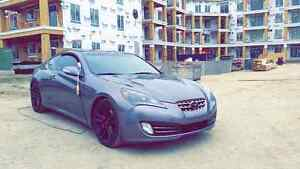 2010 Hyundai Genesis Coupe 3.8 GT, 4 new tires, Oil change done