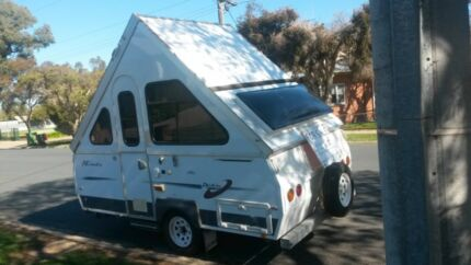 Aliner Avan Camper Tongala Campaspe Area Preview
