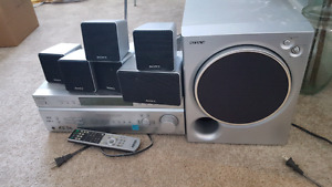Sony surround sound system