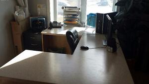 mobilier de bureau divers - office furnitures