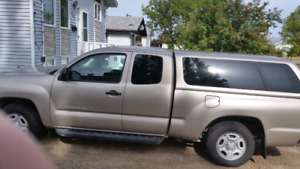 Truck for sale low km.