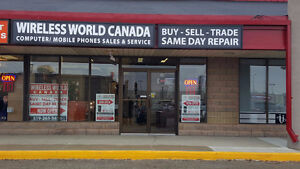 CELL PHONE & TABLET REPAIR & SALES NEW LOCATION NOW OPEN