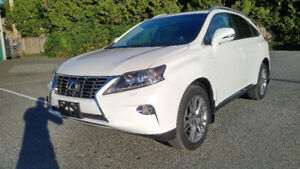 2013 Lexus RX RX350 Touring SUV, Crossover