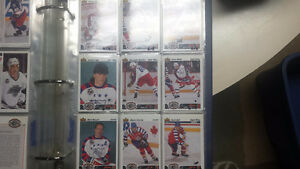 Huge Hockey Cards collection