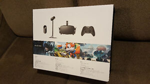 Brand new Oculus Rift consumer version in box