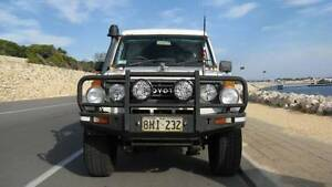1991 Toyota LandCruiser Camper 75 Series Troopy Wagon Two Rocks Wanneroo Area Preview